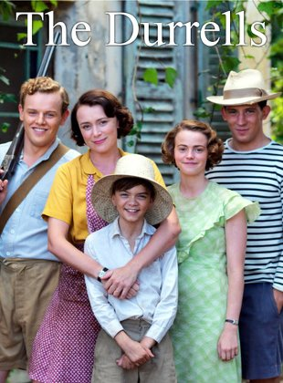The Durrells-season 1-poster